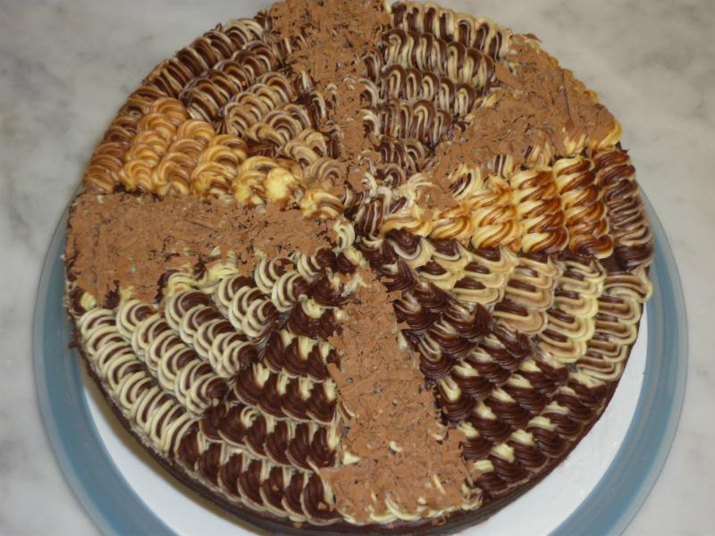 chocolate-marble-cake
