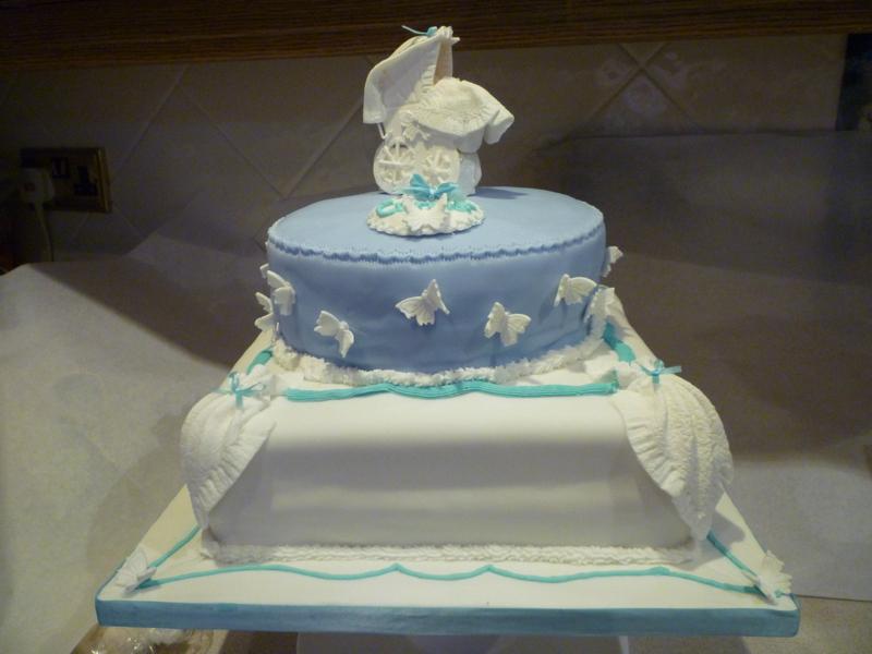 christining-cake